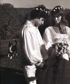 Arlo Guthrie and Jacklyn Hyde, 1969 - Mary Ellen Mark