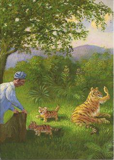 Michael Sowa - Tiger