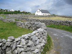 Inishmor Aron Island Ireland