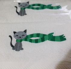 Asciugamano! Embroidery Library