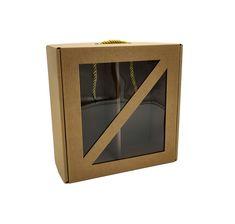 Pudełko prezentowe z okienkiem i przegródką W54 10×20.7×21.5cm   Opakowania i kosze prezentowe Magazine Rack, Storage, Home Decor, Paper, Purse Storage, Decoration Home, Room Decor, Larger, Home Interior Design