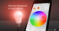 LIGHTIFY - smart connected light