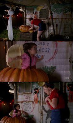 "#AmericanHorrorStory #FreakShow   S04E03 ""Edward Mordrake: Part 1""   FX"