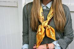 I liiike... Minus the scarf..