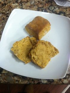Sweet Potato Cornmeal Biscuits Wednesday, February 18, 2015
