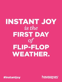 Tell us: what's your #instantjoy?