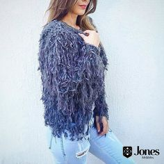 E se turbinamos o look com o nosso casaco must have? (299) 💞💞💞 #heroinadodenim #jeans #casaco #musthave #cool #love #jones #fortaleza #brasil