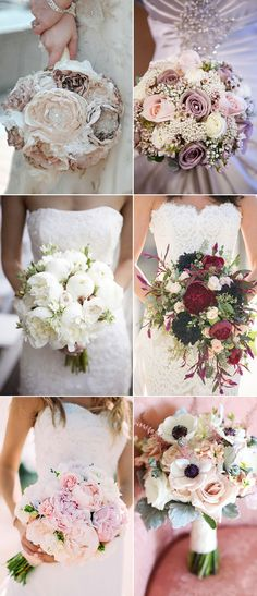 elegant wedding bouquet ideas for 2017