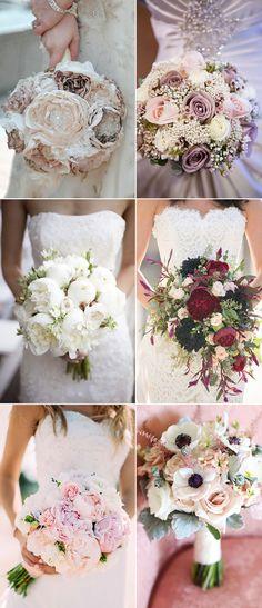 elegant wedding bouquet ideas for 2017