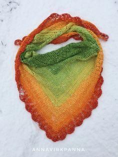 Jag berättade ju för ett tag sedan (se detta inlägg) att jag fått ett OK fr& Crochet Scarves, Crochet Shawl, Crochet Clothes, Free Crochet, Stick O, Textiles, Yarn Projects, Drops Design, Learn To Crochet