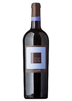"""Smart Cookie Vineyards Red Blend: Described as """"aromas of freshly baked double chocolate cookies"""" it has raspberry aromas and chocolate notes on the finish. Enough tanins for a nice finish but not overly dry. And you can't beat the price at $10."""