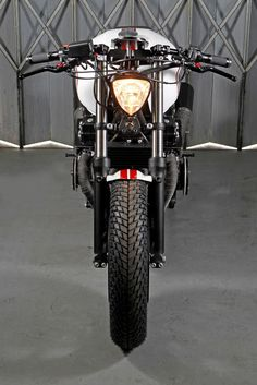 "Honda CB 750 ""Gravedigger"" by it RoCkS!bikes"