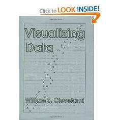 Visualizing Data: William S. Cleveland: 9780963488404: Amazon.com: Books