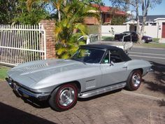 Chevrolet Corvette STINGRAY ROADSTER 1967   Trade Me