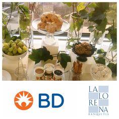 La Lorena banquetes+Coffee Break BD... #lalorena #eventos #banquetes #BD #morning #coffee