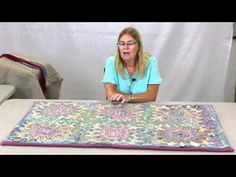 Part 1: Rug Hooking with Yarn by Susie Stephenson, examples and inspirations. - YouTube