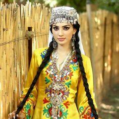 Tajik girl