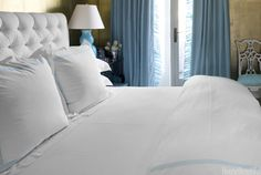 The Pillow Test - Pillow Dust Mites - House Beautiful