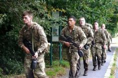 Commando School Episode 2 The Recruits of 180 Troop begin the first 2 weeks of Recruit Training. In foundation Recruits[…] Military Videos, Military News, Military History, British Royal Marines, British Armed Forces, The Blitz Ww2, Marine Commandos, Us Special Forces, Falklands War