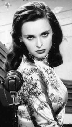 Lucia Bose - Italian actress
