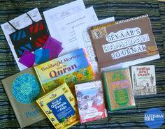 Childrens Ramadan Journal And Crafting Activities   Zaufishan