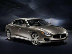 (c) Maserati #Maserati #Quattroporte Ermenegildo Zegna #Limited Edition #Auto Salon in Genf #Automotive