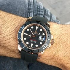 YACHTMASTER 40 Ref 116655 is one of @w.watches favorite | http://ift.tt/2cBdL3X shares Rolex Watches collection #Get #men #rolex #watches #fashion