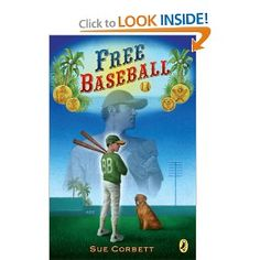 Fiction. Free Baseball by Sue Corbett. Grades 5-8 (152 p). Angry with his mother for having too little time for him, eleven-year-old Felix takes advantage of an opportunity to become bat boy for a minor league baseball team, hoping to someday be like his father, a famous Cuban outfielder. Includes glossaries of baseball terms and Spanish words and phrases.