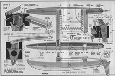 Fishing Boat Plan from 'My Boat Plans'