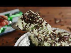 Best Mint Chocolate Chip Pie Recipe - How To Make Mint Chocolate Chip Pie - Delish.com