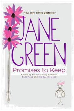 Just finished - Promises to Keep by Jane Green - great setting, relate-able characters and a heartfelt story about family and love