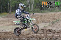 Fin Walters #711 @ Briarcliff Motocross - AMA LLQ (65cc (10-11) Limited) - 17 May 2014  #WaltersBrothersRacing #711WBR117 #Motocross #MX #AnySportHeroCards #AXOracing #BrapCap #DT1Filters #DunlopTires #EKSBrandGoggles #FafPrinting #K3offroad #MikaMetals #MotoSport #RiskRacing #SlickProducts #SpokeSkins #StepUpMX #dirtbike #Kawasaki #KX #KX65 #65cc #Walters #Brothers #Racing #Fin #AMA #LLQ #Briarcliff