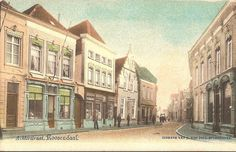 Achterstraat   Roosendaal Nostalgie Lovers And Friends, Has Gone, The Beatles, In This Moment, Places, Life, Painting, Nostalgia, Painting Art