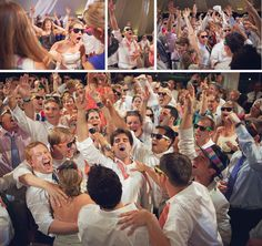 An AMAZING dance party = all we want!