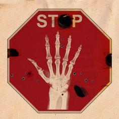 by Tammam Azzam Graffiti, Oppression, Street Art, Clock, Posters, Urban, Artists, Forms Of Art, Watch