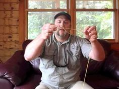 How to tie a swirl knot when fly fishing. Fly Fishing Knots, Kayak Fishing, Fly Rods, Fly Tying, Black Labs, Outdoor Stuff, Tie, Project Ideas, Boys