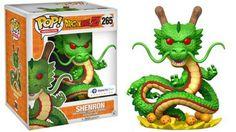 Dragon Ball Z | Não é preciso juntar esferas do dragão para desejar este Funko de Shenlong - Jovem Nerd