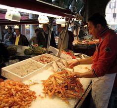 Rialto Market | Venice, Italy (Photo by Dall'Uva)