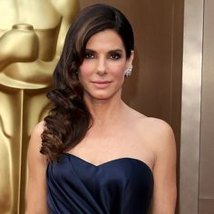 Pin for Later: Speed Read: Sandra Bullock's Home Burglarized While She Was There
