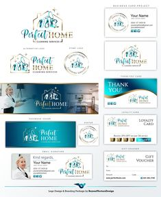 Cleaning logo, House Cleaner Logo, Maid Logo, Premade Housekeeper Logo, Cleaning Service Branding, Cleaning business logo, Housemaid logo439