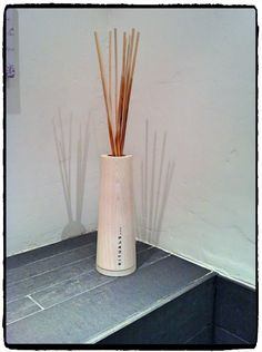 Rituals geurstokjes My preference is for the Lotus Secret. Three sticks are enough to let the toilet smell delicious. Toilet, Reed Diffuser