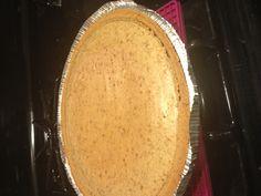 Made this from Blog.fatfreevegan.com Eggnog Cheesecake!