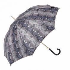 Paraguas largo automático estampado