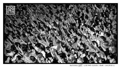 Photo 292 of 365  Audience 2005 - Live And Elecric Tour - Chicago IL    This pic captures a cool moment during a show in Chicago back in 2005 where everyone in the crowd is raising their hands. Chicago fans tell us about favorite moments at  show in the windy city (HANSON, or others).    #Hanson #Hanson20th