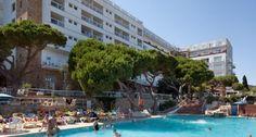 Hotel H Top Caleta Palace, Platja d'Aro, Spanje.
