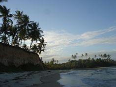 Imbassuaba,  essa é minha praia favorita.
