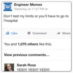 Engineering Memes l'Hôpital's LOL