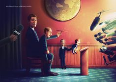 Forbes Magazine: Puppets