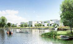 Angers Rives Nouvelles est un projet d'aménagement urbain de grande envergure, qui vise à requalifier les berges de la Maine pour améliorer la qualité de vie et le développement des modes doux dans le centre-ville.
