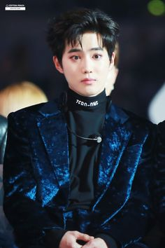 Suho - 161119 2016 MelOn Music Awards Credit: Cotton Peach. (2016 멜론 뮤직 어워드)